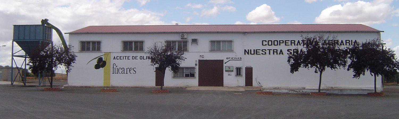 """COOPERATIVA """"NTRA. SRA. DE LAS NIEVES""""- ALMAGRO (Ciudad Real)"""